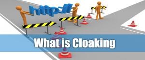 cloaking google