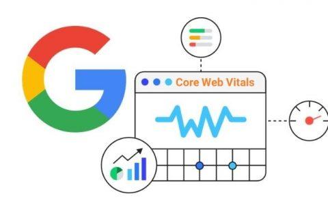بررسی Core Web Vitals در سرچ کنسول جدید