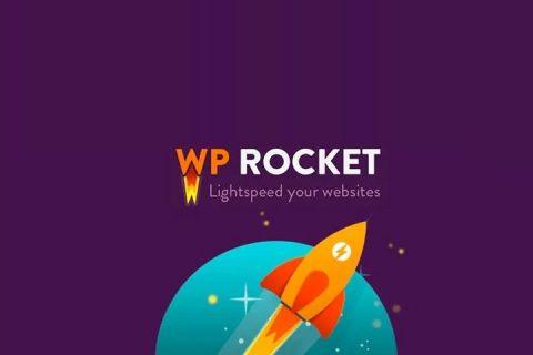 دانلود افزونه راکت WP Rocket